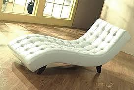 voll leder relax liege sofa recamiere chaiselongue