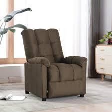 wohnzimmer vidaxl relaxsessel verstellbar fernsehsessel tv