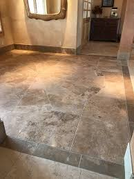 honed vs polished tile finish
