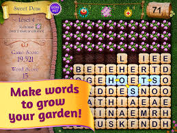 Game Of The Day Letter Garden AOL
