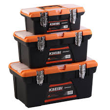 China Kseibi Heavy Duty Truck General Empty Plastic Tool Box With ...