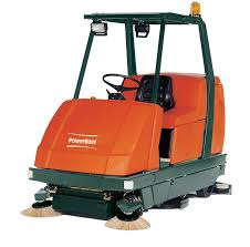 Riding Floor Scrubber Training by Are Your Forklifts Following Osha Rules Tynan Equipment Co