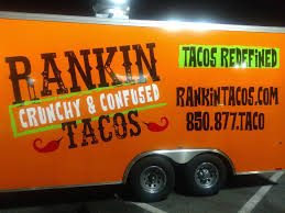 Rankin Tacos - Tallahassee Food Trucks - Roaming Hunger Handmade Wooden Toy Truck Protype Fast Foodie Food Tallahassee Daily Photo Fat Macs Postclasses Vacation Day Five Graduation El Tapatio Magazine Septemoctober 2012 By Rowland Publishing Fired Up Pizza Owlz Media Group Fl Bacon Butts Trucks Roaming Hunger Association Home Facebook Deep Brewing Company On Twitter Cherry Wheat Beating The For Lunch What A Capital Idea Wfsu Puertorican Cuisine In Mobile Catering Criollo Lasang Pinoy Philippine Pensacola Fine Tunes Food Truck Law