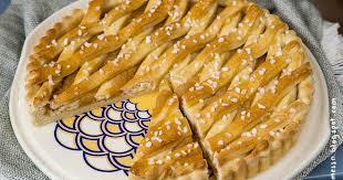 rheinischer riemchenkuchen mit apfelmus riemchen kuchen