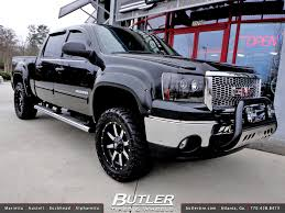 GMC Sierra 1500 with 20in Fuel Maverick Wheels Additional …