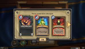 Top Decks Hearthstone September 2017 by Hearthstone U0027s Big Nerfs Are Live After A Messy Tournament Gamesbeat