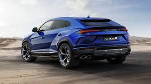 Lamborghini Joins The SUV Club With