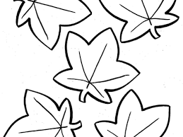 Printable Autumn Coloring Pages Fall