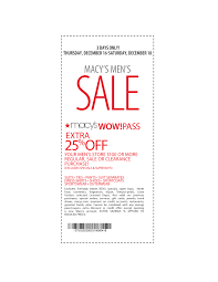 Printable Macy's Coupons | Printable Coupons Online