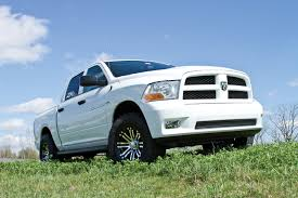 Zone Offroad Press Release #55: 2009-2013 Dodge 1500 1.5