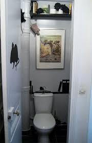 idée deco toilettes londres