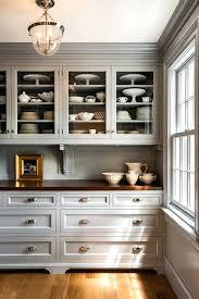 Dining Room Cabinetry Built In Cabinets Incredible French With China