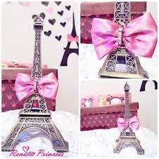 Wallpaper Cutie Pink Paris