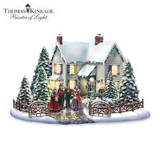 Thomas Kinkade Christmas Tree Village by Coffeetable Find What You Love Love What You Find