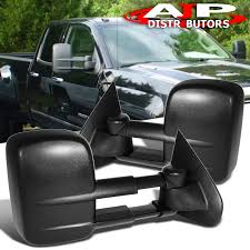 100 Truck Mirrors For Towing 1416 Chevy SilveradoGmc Sierra Power Led