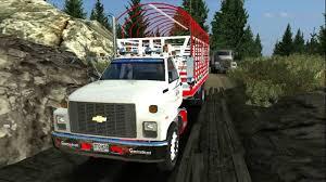 100 German Truck Simulator GTS 132 Chevrolet Kodiak YouTube