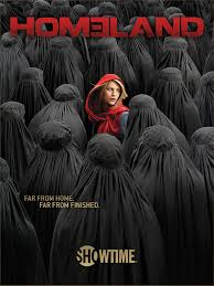 """Jim Fiscus shoots key art for the new season of """"Homeland"""