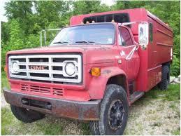 100 Pink Dump Truck 1989 GMC 7000 Olive Hill KY 5000365575 Equipmenttradercom