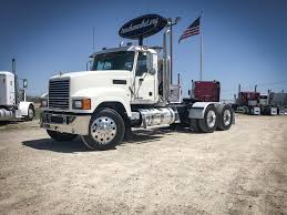 USED 2016 MACK CHU613 TANDEM AXLE DAYCAB FOR SALE IN MS #6964