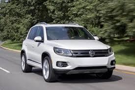 2014 Volkswagen Tiguan New Car Review Autotrader