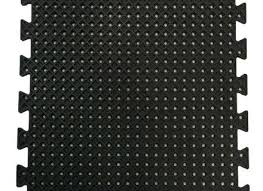versa floor 18 x 18 interlocking drainage tiles 108 sqft new