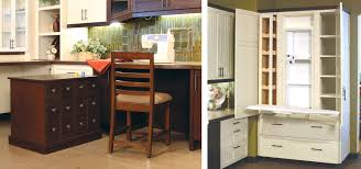 Huntwood Cabinets Red Deer by Craft Room Close Ups Bellevue Cabinet Showroom