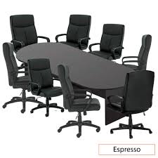 Amazon.com: GOF 6FT, 8FT, 10FT Conference Table Chair (G11782B) Set ... Mayline Sorrento Conference Table 30 Rectangular Espresso Sc30esp Tables Minneapolis Milwaukee Podanys 6 Foot X 3 Retrack Skill Halcon Fniture 10 Boat Shape With Oblique Bases 8 Colors Classic Boatshaped Vlegs 12 Elliptical Base Nashville Office By Kayak Atlas Round Dinner W Faux Marble Top Cramco Inc At Value City Boardroom Source