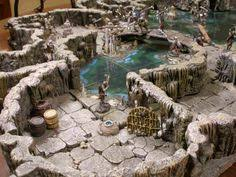 3d Dungeon Tiles Dwarven Forge by Dwarven Forge Dungeon Tiles Wargaming And Miniatures Pinterest
