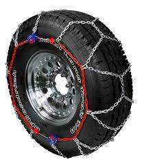 100 Snow Chains For Trucks Amazoncom Peerless 0232105 AutoTrac Light TruckSUV Tire Traction