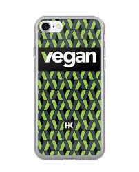 Vegan iPhone 7 7 Plus Case by Hill Killer