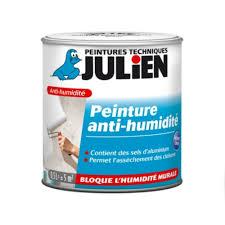 salpetre cuisine peinture anti humidité julien hydropro blanc satiné 0 5 l