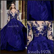 royal blue and purple wedding dresses aliexpress buy vestidos de