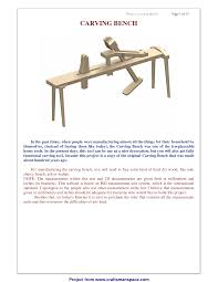 Free Wood Park Bench Plans by Free Bench Plans Wood Blog