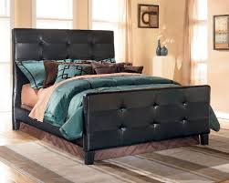 $249 99 Ashley Carlyle Almost Black Queen Uph Headboard ly B371