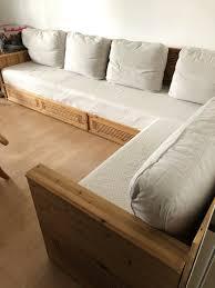vom schreiner hochwertige sitzecke wohnzimmer sedari