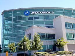 Outside Motorola offices at 809 11th Avenue Sunnyvale CA Motorola Mobility Sunnyvale