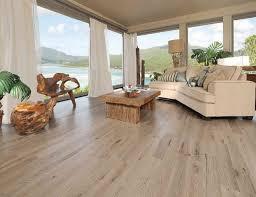 exposing the in light wood floors