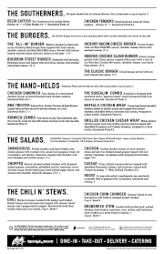 100 Food Truck Menu Ideas Raleigh Barbecue Restaurant Catering Red Hot Blue Barbeque