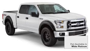2015-2017 F150 Bushwacker Pocket Style Fender Flares (Pre-Painted ... 2018 Ford F150 Prices Incentives Dealers Truecar 2010 White Platinum Trust Auto Used Cars Maryville Tn 17 Awesome Trucks That Look Incredibly Good Ford Page 2 Forum Community Of 2009 17000 Clean Title Rock Sales 2017 Ladder Rack Topperking Super On Black Forgiato Wheels By Exclusive Motoring 4x4 Supercrew Xlt Sport Review Pg Motors Truck Best Image Kusaboshicom That Trade Chrome Mirror Caps For Oxford White 1997 Upcoming 20