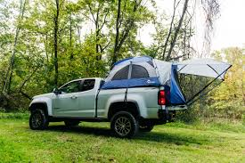 2018 Chevrolet Colorado ZR2 Helps Us Test The Napier Sportz Truck 57 ... Truck Tent On A Tonneau Camping Pinterest Camping Napier 13044 Green Backroadz Tent Sportz Full Size Crew Cab Enterprises 57890 Guide Gear Compact 175422 Tents At Sportsmans Turn Your Into A And More With Topperezlift System Rightline F150 T529826 9719 Toyota Bed Trucks Accsories And Top 3 Truck Tents For Chevy Silverado Comparison Reviews Best Pickup Method Overland Bound Community The 2018 In Comfort Buyers To Ultimate Rides