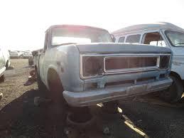 Junkyard Find: 1971 International Harvester 1200D Pickup - The Truth ...