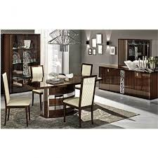 Italian High Gloss Buffet Sideboard 4 Door From The Gorgeous Roma Collection