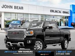 New 2018 GMC Sierra 2500HD Denali At John Bear New Hamburg | 182270