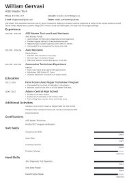 Mechanic Resume: Sample & Complete Writing Guide [+20 Examples] Mechanic Resume Sample Complete Writing Guide 20 Examples Mental Health Technician 14 Dialysis Job Diesel Diesel Examples Mechanic 13 Entry Level Auto Template Body Example And Guide For 2019 For An Entrylevel Mechanical Engineer Fall Your Essay Ryerson Library Research Guides