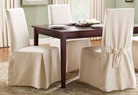 sure fit slipcovers cotton duck dining chair cover