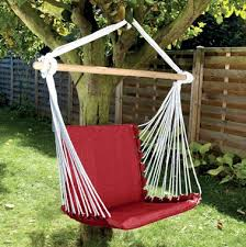 hamac siege suspendu fauteuil suspendu version chaise hamac