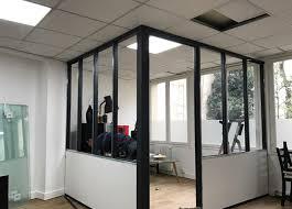 cloisons bureaux modification du cloisonnement de bureau