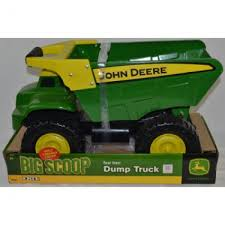 John Deere Steel Big Scoop Dump Truck 53cm