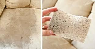 astuce pour nettoyer canapé en tissu 6 conseils pour nettoyer un canapé en micro fibre taché trucs et
