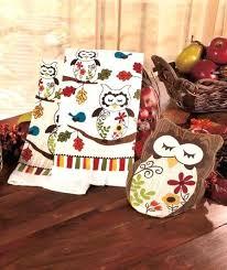Owl Kitchen Decor Owls Funny Kitchen Wall Art Print Illustration